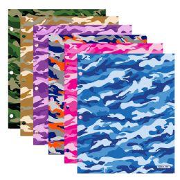 96 Units of Bazic Camouflage 2-Pockets Portfolios - Folders & Portfolios