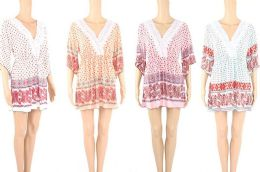 48 Units of Womens Cover up - Women's Cover Ups