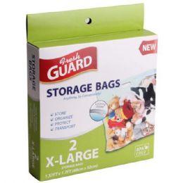 72 Bulk 2 Pack X-Large Storage Bag