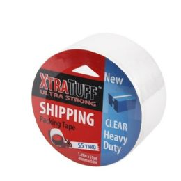96 Units of Clear Packaging Tape - Tape & Tape Dispensers