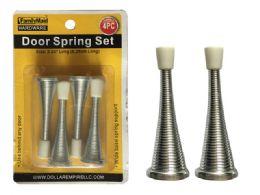 96 Units of 4 Piece Set Door Spring - Doors