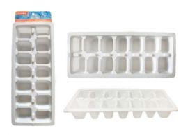 24 Units of 3 Piece Ice Cube Trays - Freezer Items