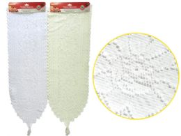 288 Units of Hanging Lace Table Runner - Table Runner