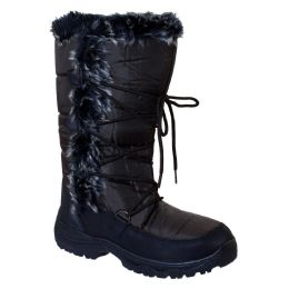 12 Units of Womens Boot In Brown - Women's Boots
