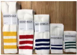 600 of Sock Pallet Deal Mix Of All New Tube Sock For Men Women Children