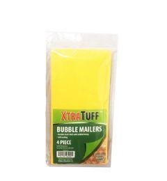 48 Wholesale Xtratuff 4 Pack Bubble Envelope
