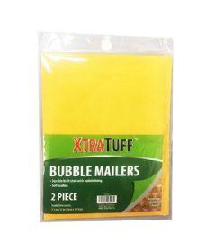 96 Wholesale Xtratuff 2 Pack Bubble Envelope