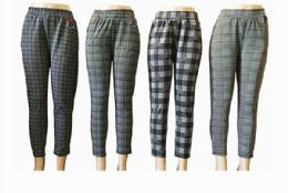 48 Units of Womens Assorted Pants With Clip - Womens Pants