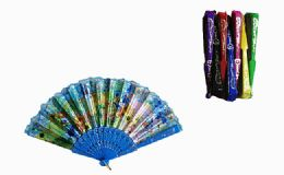 120 Units of Chinese Japanese Party Handheld Fan - Novelty & Party Sunglasses