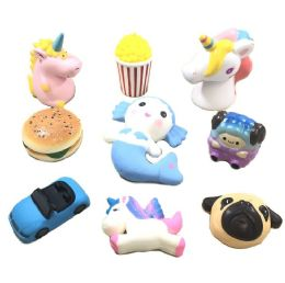 54 Wholesale Slow Rising Squishy Toy Assortment In 9 Assorted Styles