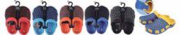 36 Units of Boys Mesh Beach Sandal - Boys Flip Flops & Sandals