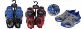 36 Units of Children Summer Sandals Assorted Colors And Sizes - Boys Flip Flops & Sandals