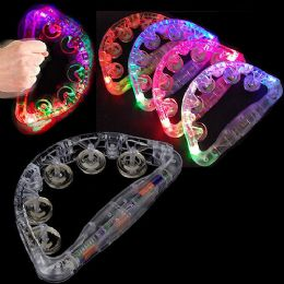 36 Units of Flashing Tambourines - Toys & Games