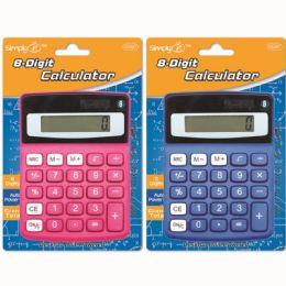 48 Wholesale Calculator Dual Power