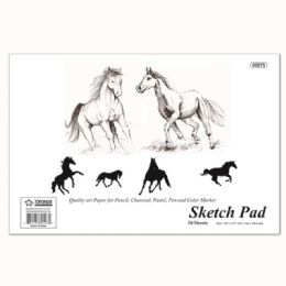 48 Units of Sketch Pad - Sketch, Tracing, Drawing & Doodle Pads