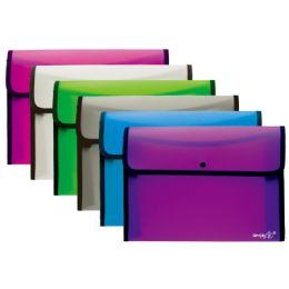 96 Bulk Square Flap Letter Size Document Holder