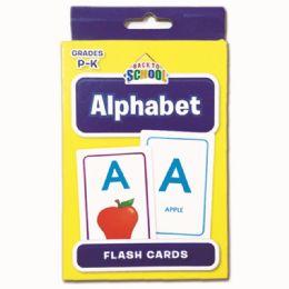 96 Bulk Alphabet Flash Cards