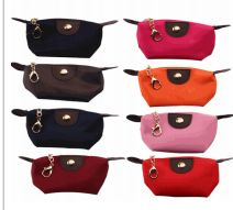 72 Units of Small Assorted Color Cosmetic Bag - Cosmetic Cases