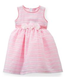 6 Units of Girls' Pink Special Occasions Dress In Size 2-6x - Girls Dresses and Romper Sets