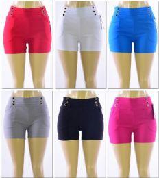 72 of Women's Millennium High Waist Shorts
