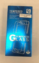 10 Units of For Zte Avid 4 Regular Tempered Glass - Cell Phone Accessories
