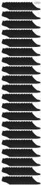 240 Units of Yacht & Smith Kids No Show Ankle Socks Size 4-6 Black - Boys Ankle Sock