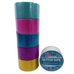 96 Units of Xtratuff Duct Tape Glitter - Tape & Tape Dispensers