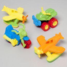 48 Units of Sand Vehicle Toys - Beach Toys