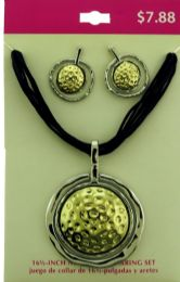 36 Wholesale Necklace And Earring Set