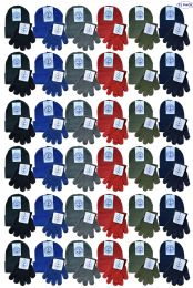 72 Bulk Yacht & Smith Wholesale Kids Beanie And Glove Sets (beanie Glove Set, 72)