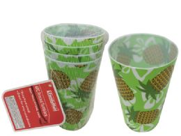 48 Units of 4pc Printed Tumbler Cups - Cups