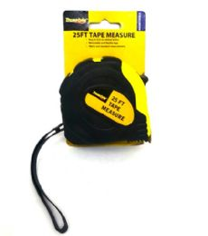 48 Units of 25ft Tape Measure - Tape Measures and Measuring Tools