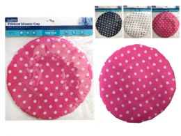 144 Units of 2-Layer Shower Caps - Shower Caps