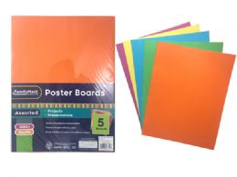 120 Wholesale 5 Piece Poster Boards