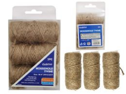 96 Units of 3 Piece Household Rope - Rope and Twine