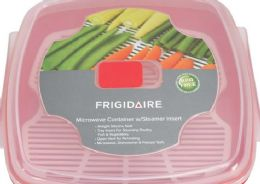 12 Units of Microwave Container With Steamer Insert - Microwave Items