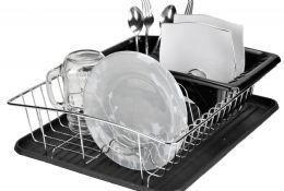 6 Units of Dish Rack - Dish Drying Racks