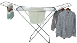 6 Units of Clothes Drying Rack - Laundry Baskets & Hampers