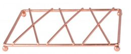 24 Units of Rose Gold Trivet - Coasters & Trivets