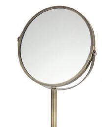 6 Bulk Vanity Mirror Bronze Finish