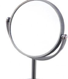 6 Bulk Vanity Mirror Black Onyx Finish
