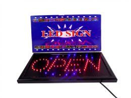 20 Bulk Open Sign Board Display