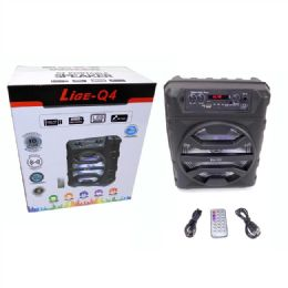 8 Units of 8 Inches Portable Speaker - Speakers and Microphones