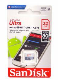 25 Bulk Sandisk 32gb Sandisk Ultra Microsdxc Uhs