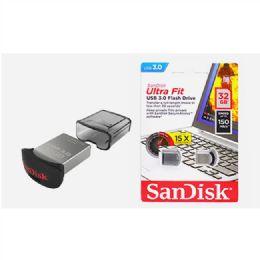 25 Bulk Sandisk Ultra Fit Usb Flash Drive 32gb