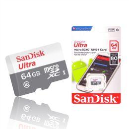 25 Bulk Sandisk 64gb Sandisk Ultra Microsdxc