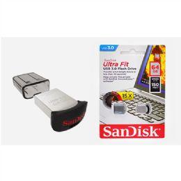 25 Bulk Sandisk Ultra Fit Usb Flash Drive 64gb