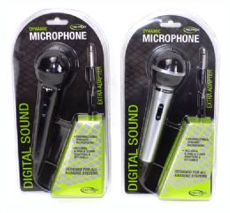 30 Units of Dynamic Microphones - Speakers and Microphones