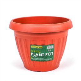 48 Units of 1 Piece Plastic Plant Pot - Garden Planters and Pots