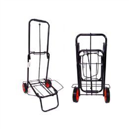 6 Units of Big Luggage Cart - Travel & Luggage Items